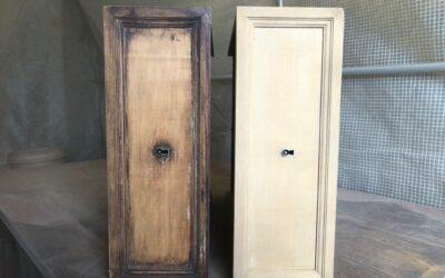 Sablage meuble en bois