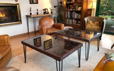 Création table basse