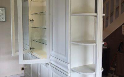Rénovation complète meuble d'entrée